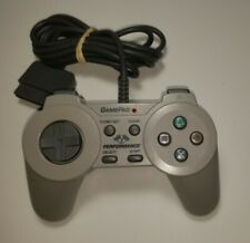 Game Pad Controller Performance Sony Playstation PS1 Console Game System Tested