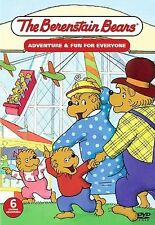 Berenstain Bears - Adventure and Fun For Everyone (DVD Brand New! Free Shipping