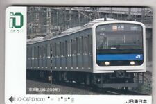 ASIE TELECARTE / PHONECARD .. JAPON 1.000Y TAMURA JR  TRAIN METRO RAILWAYS