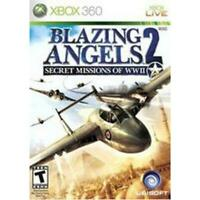 Blazing Angels 2 XBOX 360 Game Used