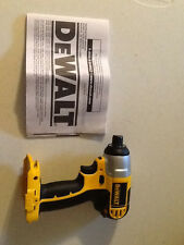 "NEW DeWalt DC825B 18V NiMH 1/4""  Cordless Impact Drill Bare Tool Only"