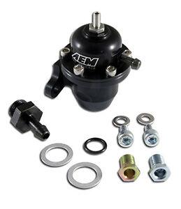 AEM Adjustable Fuel Pressure Regulator Honda Acura B-Series Engines EG DC EK