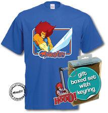 Cosmocats pack officiel T-Shirt L+ porte cles Thundercats tee shirt pack