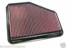 KN AIR FILTER (33-2220) REPLACEMENT HIGH FLOW FILTRATION