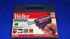 Weller Universal Dual Heat Soldering Gun 8200 Pk Kit 140with100w Usa