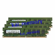 New Samsung 8GB (4x2GB) PC2-6400 DDR2-800MHz PC Desktop Memory DIMM SDRAM 240pin