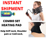 (Neck Magnet Heating Pad)Air Inflatable Neck Pillow pain Relief Therapy Device