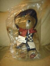 Boyds Bears Catherine Berriweather & Little Scruff Plush Fob 2000