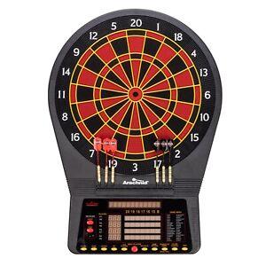 Arachnid Cricket Pro 800 Electronic Dartboard w/ 6 Darts Included