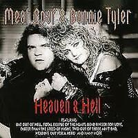 Meat Loaf & Bonnie Tyler - Heaven & Hell NEW CD