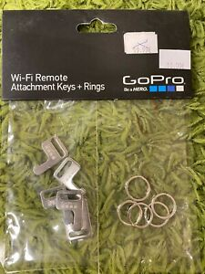 Official GoPro Wi-Fi Remote Attachment Keys+ Rings