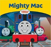 Mighty Mac (My Thomas Story Library) by , Good Used Book (Paperback) FREE & FAST