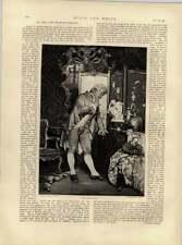 1891 en el café François premier el anticuario Pintura Seconi