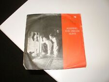FREIHEIT   KEEPING THE DREAM ALIVE  / THE LANE OF FANTASY   7 INCH VINYL RECORD