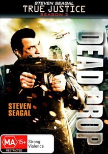 TRUE JUSTICE: DEAD DROP (FROM SEASON 2) (2012) [NEW DVD]