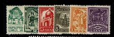 Mexico SC# 784 - 789 Mint Light Hinged - S2370