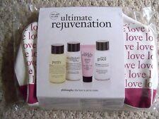 Philosophy Ultimate Rejuvenation Kit / Set with a bag Mini