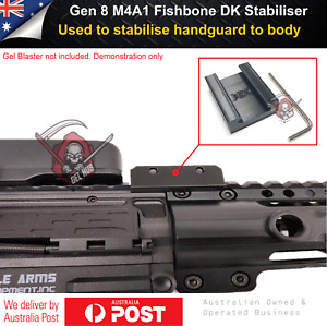Fishbone/Handguard Stabiliser Fixer for J8 Gen 8 M4A1/XM316 Gel Blaster Parts AU