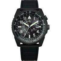 Citizen Men's Promaster Nighthawk Eco-Drive Watch - BJ7135-02E NEW