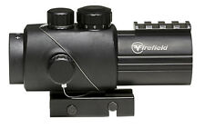 Firefield 3x30 Prismatic Tactical Weapon Sight Rifle Scope Weatherproof FF13027