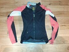 Mavic long sleeved women ladies cycling jersey