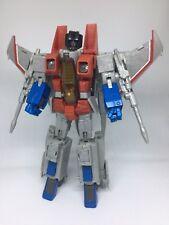 Transformers Masterpiece MP11 Starscream G1 Action Figure KO