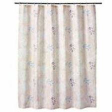 Lauren Conrad Spring Serenade Shower Curtain Floral Multi New Fabric Flower