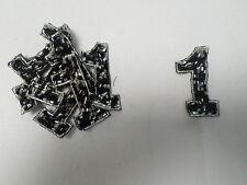 10 x RICAMATO 1 1ST Compleanno Adolescenti Card Making rottami Book design # 18a71