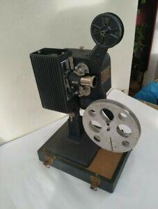 Vintage 1937 Kodak Kodascope Model EE 16mm Film Projector & Wooden Case - Good