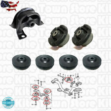 Rear Differential Mounting Top Support Bushing Set For Honda CR-V Accord Civic