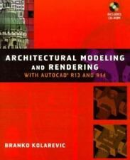 Architectural Modeling & Rendering with AutoCad R13 and R14-ExLibrary