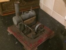 mamod stationary steam engine