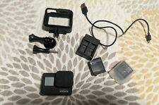 GoPro Hero 7 Black with extras
