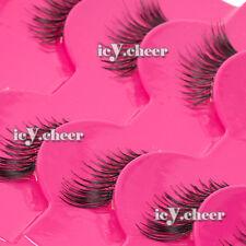 Makeup Winged Half False Eyelashes Extension Set Mini Accent Corner Eye Lashes