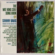 SAMMY DAVIS JR: Nat King Cole Song Book US Reprise Soul Stereo OG Shrink LP NM-