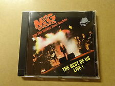 CD / THE MG BAND & THE GOLDEN HORN SECTION: THE BEST OF US LIVE