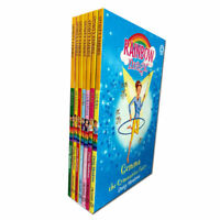 Rainbow Magic Sporty Fairies Collection By Daisy Meadows 7 Books Box Set NEW