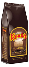 Kahlua MOCHA Gourmet Ground Coffee 1 Bag 12oz