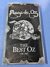 Mago de oz - THE BEST OZ 3 CDS + DVD + LIBRETO ED ESPECIAL DELUXE