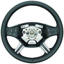 Mercedes Lenkrad W164 ML X164 GL W251 Neu Beziehen grau 55444