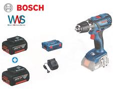 BOSCH Akku-Bohrschrauber GSR 18-2-LI Professional + 2x 4Ah-Akkupack NEU!