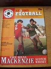 Feb-1983 Around Football: The Official Journal Of The Pyramid Of Semi-Profession