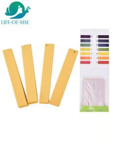 72pcs Full Range 1-14 pH Test Paper Strips Litmus Testing Indicator Universal UK
