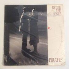Rickie Lee Jones - Pirates - Vinyl LP - Warner Bros 1981 - PARTIALLY SEALED