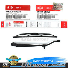 GENUINE Wiper Arm & Blade REAR for 2003-2009 Kia Sorento 988113E000 0K2C067330