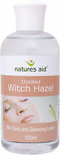 Witch Hazel (Distilled) 150ml - Natures Aid