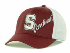 Stanford Cardinal Men's NCAA Trapped One-Fit Flex Hat Cap - Maroon/White