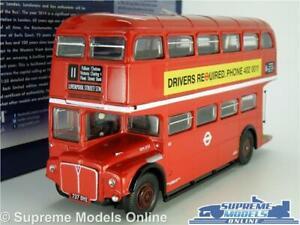 ROUTEMASTER LONDON MODEL BUS 1:50 SCALE CORGI CC25910 RED ROUTE 11 LIVERPOOL K8