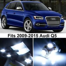 20 x Premium Xenon White LED Lights Interior Package Upgrade for Audi Q5