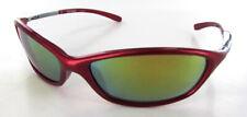 Harley Davidson Unisex 'HDS454RD-83F' Sport Sunglasses, Red/Green